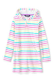 Toddler Girls Terry Pullover Cover-up
