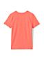 T-Shirt en Jersey Flammé Poche Poitrine, Garçon