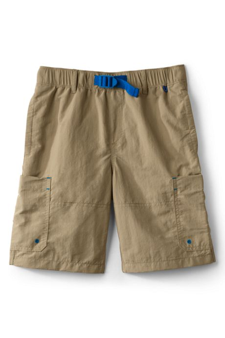 Boys Husky Quick Dry Camp Shorts