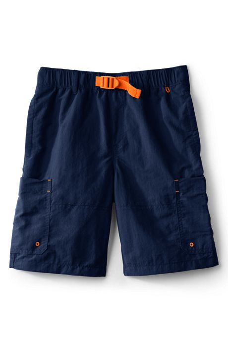 Little Boys Quick Dry Camp Shorts