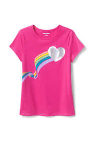 Little Girls Graphic T-Shirt