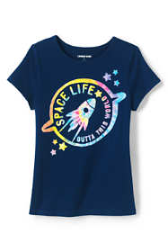 Girls Graphic T-Shirt