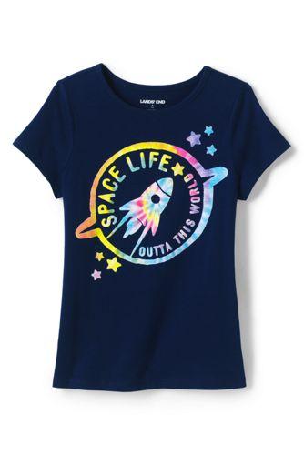 Grafik-Shirt für Baby Mädchen