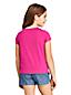 Grafik-Shirt für große Mädchen