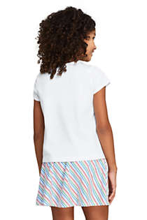 Girls Plus Graphic T-Shirt, Back