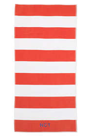 Adult Cabana Rugby Stripe Beach Towel