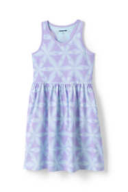 Girls Plus Print Tank Dress