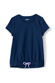Little Girls Cinched Waist Top