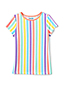 Girls' Pattern T-Shirt