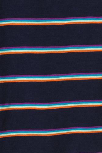 Boys Pattern Slub T Shirt