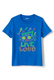 Little Kids Graphic T Shirt
