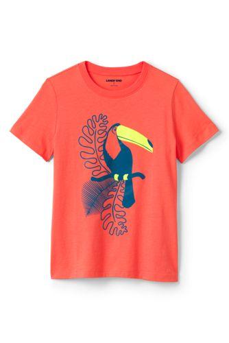 T-Shirt Graphique à Manches Courtes, Enfant