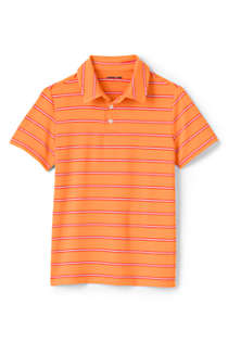 Little Boys Performance Polo Shirt, Front