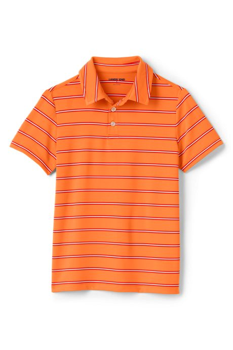 Boys Performance Polo Shirt