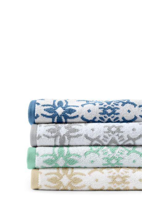 Supima Jacquard Towel