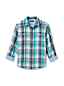 Men's Double-cloth Work Shirt