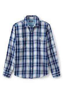 Men's Double Cloth Work Shirt