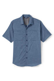 Men's Tall Traditional Fit Short Sleeve Outrigger Hiking Shirt