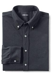 メンズ・スーパーT・ニット・ドレスシャツ/柄/長袖