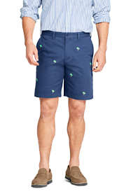 "Men's Traditional Fit 9"" Embroidered Knockabout Shorts"