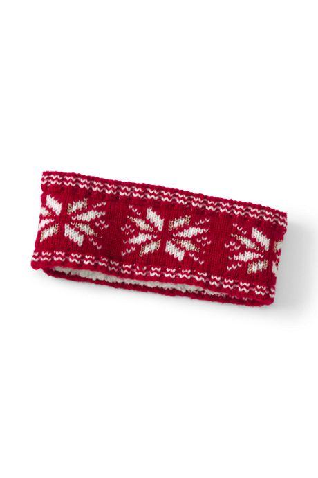 Women's Fairisle Winter Headband