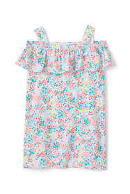 Little Girls Cold Shoulder Dress
