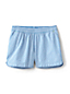 Girls' Cotton Seersucker Pull-on Shorts