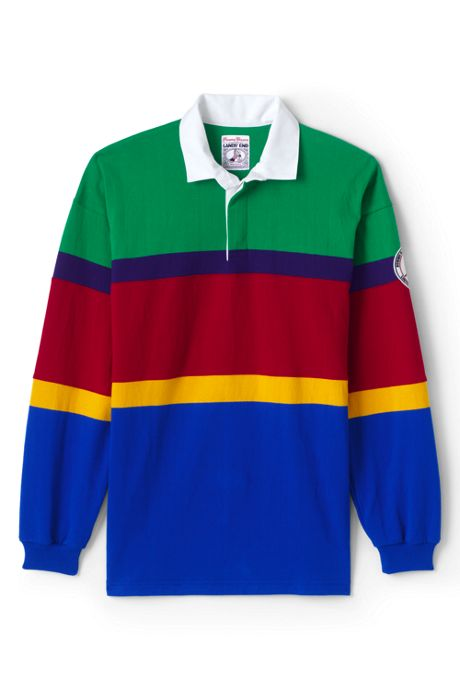 Adult Rowing Blazers x Lands' End Rugby Polo 2