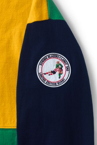 Adult Rowing Blazers x Lands' End Rugby Polo 3
