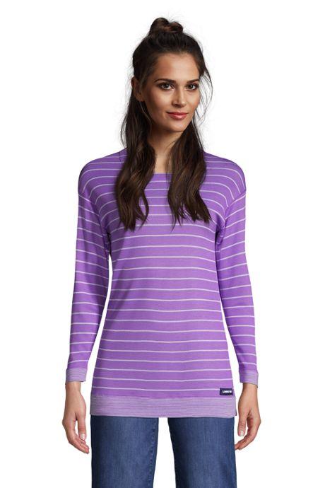 Women's Tall Reversible 3/4 Sleeve Top