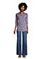 Chemise en Jersey de Coton, Femme Stature Standard