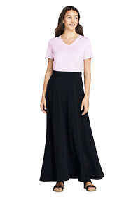 Women's Knit Maxi Skirt