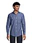 Chambray-Workerhemd für Herren, Classic Fit
