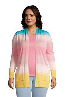 Women's Long Sleeve Open Cardigan
