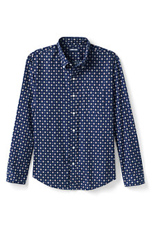 Men's Cotton Poplin Shirt