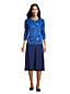 Women's Cotton-modal Jersey Midi Skirt