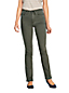 Women's Petite EcoVero Slimming Jeans, High Waisted Straight Leg, Colours