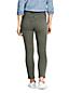 Jean Teinté Slim Droit Stretch Taille Haute EcoVero, Femme Stature Standard