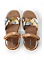 Sandale Brides Tressées, Fille