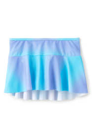 Little Girls Mix and Match Swim Mini Skirt