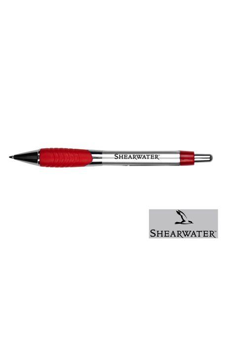 Metallic Pen With Gripper