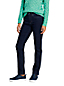 Women's Petite Mid Rise Water Conserve Eco Friendly Straight Leg Jeans