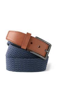 Men's Casual Twill Belt