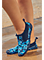 Chaussures Aquatiques, Femme Pied Standard