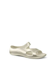 Women's Lightweight Comfort Flat Slide Sandals