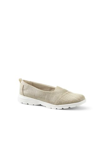 Women's Wide Lightweight Comfort Slip-on Shoes