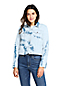 Women's Tie-dye Denim Jacket
