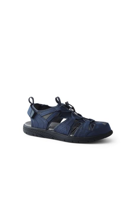 Men's Wide Closed Toe Water Sandals