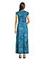 Maxi Robe Imprimée en Jersey Stretch, Femme Stature Standard