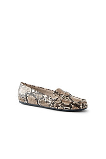 Women's Patterned Comfort Penny Loafers